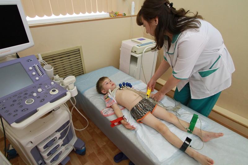 Как сделать диагностическая детям